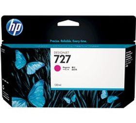 HP ORIGINAL - HP 727 / B3P20 Magenta (130 ml) Cartouche de marque