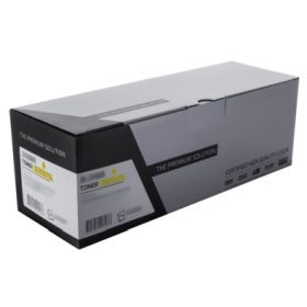 COMPATIBLE OKI - 43487709 Jaune (6000 pages) Toner remanufacturé
