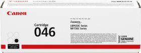 CANON ORIGINAL - Canon 046 BK Noir (2200 pages) Toner de marque