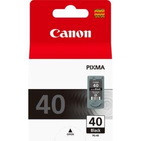 CANON ORIGINAL - Canon PG40 - Encre noire - Capacité 16ml - Cartouche de marque