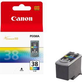 CANON ORIGINAL - Canon CL38 couleurs (9 ml) Cartouche de marque