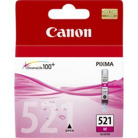 CANON ORIGINAL - Canon CLI-521 magenta Cartouche de marque 2935B001