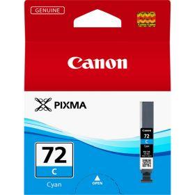 CANON ORIGINAL - Canon PGI-72 Cyan (14 ml) Cartouche de marque