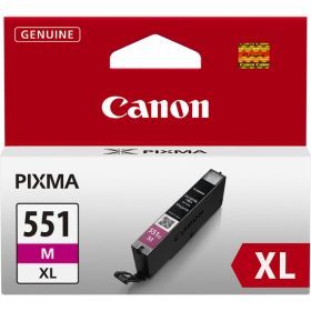 CANON ORIGINAL - Canon CLI-551 XL magenta (11 ml) Cartouche de marque 6445B001