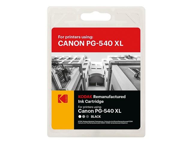 COMPATIBLE CANON - PG540XL Noire (25 ml) Cartouche remanufacturée Canon Qualité Premium
