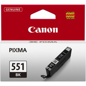 CANON ORIGINAL - Canon CLI-551 noire (7 ml) Cartouche de marque 6508B001