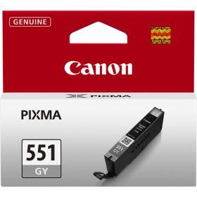 CANON ORIGINAL - Canon CLI-551 gris (7 ml) Cartouche de marque 6512B001