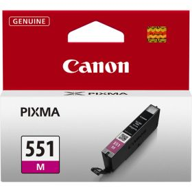 CANON ORIGINAL - Canon CLI-551 magenta (7 ml) Cartouche de marque 6510B001