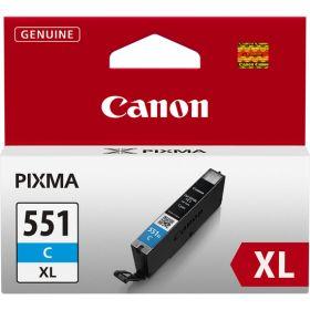 CANON ORIGINAL - Canon CLI-551 XL cyan (11 ml) Cartouche de marque 6444B001