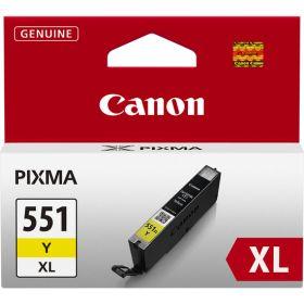 CANON ORIGINAL - Canon CLI-551 XL jaune (11 ml) Cartouche de marque 6446B001