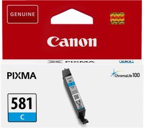 CANON ORIGINAL - Canon CLI-581 Cyan (5,6ml) Cartouche de marque