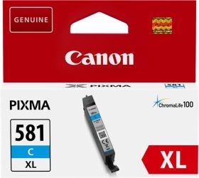 CANON ORIGINAL - Canon CLI-581XL Cyan (8,3ml) Cartouche de marque