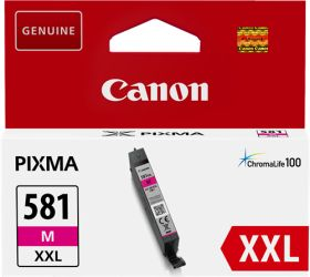 CANON ORIGINAL - Canon CLI-581XXL Magenta (11,7ml) Cartouche de marque