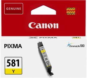 CANON ORIGINAL - Canon CLI-581 Jaune (5,6ml) Cartouche de marque