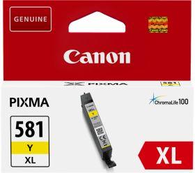 CANON ORIGINAL - Canon CLI-581XL Jaune (8,3ml) Cartouche de marque