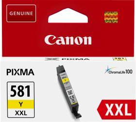 CANON ORIGINAL - Canon CLI-581XXL Jaune (11,7ml) Cartouche de marque