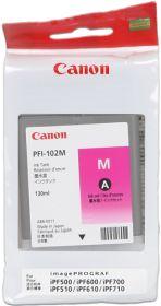 CANON ORIGINAL - Canon PFI-102 Magenta (130 ml) Cartouche de marque