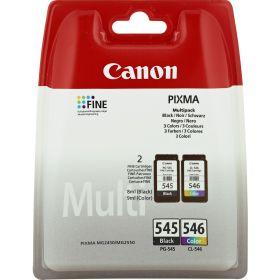 CANON ORIGINAL - Canon  PG-545 /CL-546 - Pack de 2 Cartouches de marque 8287B005 Noir et couleur (8ml + 9ml)