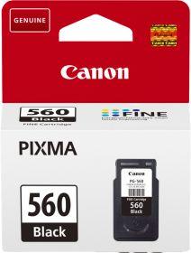 CANON ORIGINAL - Canon PG-560 (180 pages) - Encre noire de marque 3713C001