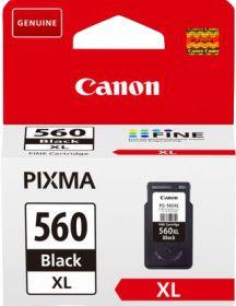 CANON ORIGINAL - Canon PG-560XL (400 pages) - Encre noire de marque 3712C001