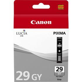 CANON ORIGINAL - Canon PGI-29GY Gris Cartouche de marque