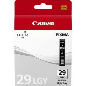 CANON ORIGINAL - Canon PGI-29LGY Gris clair Cartouche de marque