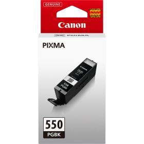 CANON ORIGINAL - Canon PGI-550 noire (15 ml) Cartouche de marque 6496B001