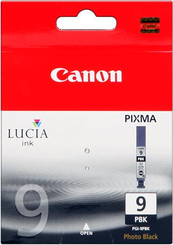 CANON ORIGINAL - Canon PGI-9 Photo Noir (14ml) Cartouche de marque