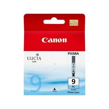 CANON ORIGINAL - Canon PGI-9 Photo Cyan (14ml) Cartouche de marque