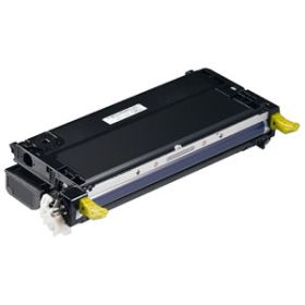 COMPATIBLE DELL - 593-10173 Jaune (8000 pages) Toner remanufacturé