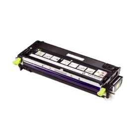 COMPATIBLE DELL - 593-10291 Jaune (9000 pages) Toner remanufacturé