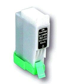 COMPATIBLE CANON - BCI-21 / BCI-24 Noir (9,3ml) Cartouche générique