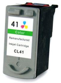 COMPATIBLE CANON - CL41 couleur Cartouche d'encre recyclée