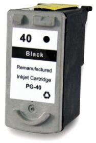 COMPATIBLE CANON - PG40 noir (24ml) Cartouche d'encre recyclée - Alternative Canon