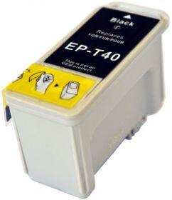COMPATIBLE EPSON - T040 Noir (17 ml) Cartouche générique avec puce