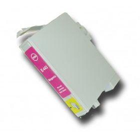 COMPATIBLE EPSON - T0443 Magenta (18 ml) Cartouche générique avec puce