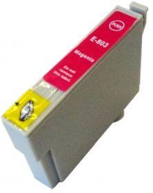 COMPATIBLE EPSON - T0803 Magenta (19 ml) Cartouche générique avec puce
