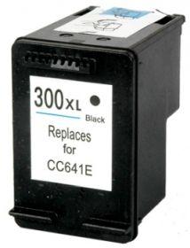 COMPATIBLE HP - 300XL Noir (16 ml) Cartouche encre remanufacturée