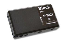 COMPATIBLE EPSON - T7021 XL noire (2400 pages) Cartouche générique
