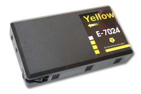 COMPATIBLE EPSON - T7024 XL jaune (2000 pages) Cartouche générique