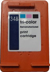 COMPATIBLE HP - 348 / C9369EE Couleurs Photo (13 ml) Cartouche remanufacturées
