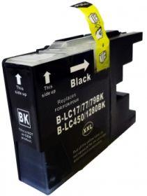 COMPATIBLE BROTHER - LC-1280XL Noir Cartouche encre générique