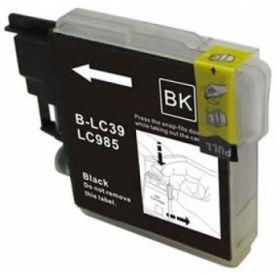 COMPATIBLE BROTHER - LC-985 Noire (30,5 ml) Cartouche encre générique