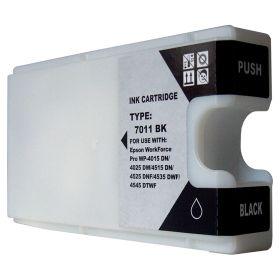 COMPATIBLE EPSON - T7011 noir XXL Cartouche générique