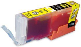 COMPATIBLE CANON - CLI-551XL Jaune (12 ml) Cartouche générique avec puce
