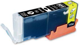 COMPATIBLE CANON - CLI-551XL Noire (12 ml) Cartouche générique avec puce