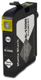 COMPATIBLE EPSON - T1598 Noir mat (17 ml) Cartouche encre générique