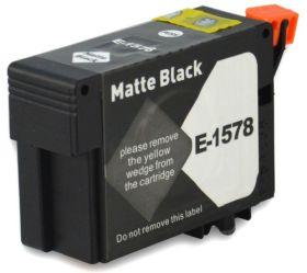COMPATIBLE EPSON - T1578XL Noir mat (29,5 ml) Cartouche encre générique