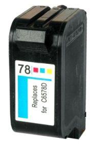 COMPATIBLE HP - PROMO 78XL / C6578A Couleurs (36 ml) Cartouche remanufacturée