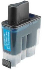 COMPATIBLE BROTHER - LC-900 Cyan (14 ml) Cartouche encre générique